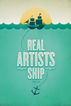 real-artists-ship