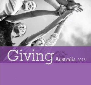 Giving Australia